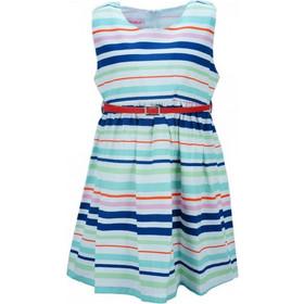 c075552270c1 Παιδικό Φόρεμα NCollege 28-773 Ριγέ Κορίτσι