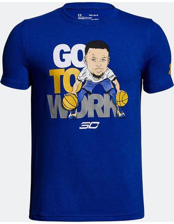 Under Armour SC30 NBA T-shirt 1305270-400 4310aff6175