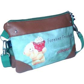 Τσαντάκι ώμου For Ever Friends Cupcake (333-41208) 1faf3121d17