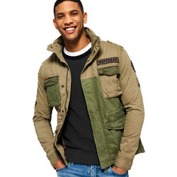 SUPERDRY ROOKIE ΑΝΔΡΙΚΟ MILITARY ΜΠΟΥΦΑΝ M50011TQ-OVZ (OVZ DEEPEST ARMY) 024f35f2a54