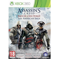 Assassin's Creed Birth of A New World the American Saga Collection - Xbox 360