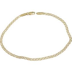 Χρυσή αλυσίδα χεριού με διπλό κρίκο Κ14 025535 025535 Χρυσός 14 Καράτια 4ea7ca0bdf7