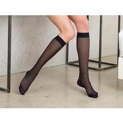 Κάλτσες Κάτω Γόνατος Διαβαθμισμένης Συμπίεσης 140den RelaxSan c21c38b25d9