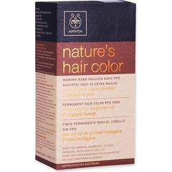 Apivita Nature s Hair Color 8.17 Ξανθό Ανοιχτό Σαντρέ Μπεζ 50ml 1426ed63dd9