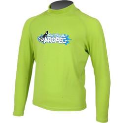 44f913817c6f UV παιδική λύκρα μπλούζα με μακρύ μανίκι λάιμ Aropec