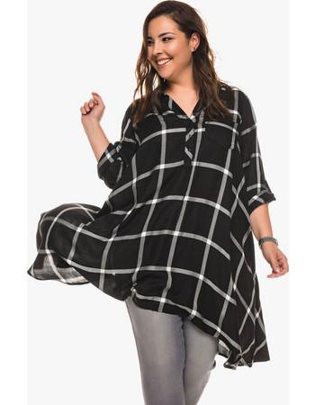 καρο πουκαμισο γυναικειο - Γυναικεία Πουκάμισα  82ba29b3625