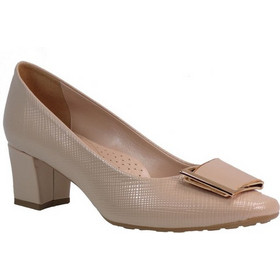 f8329d9fa6c Envie Shoes Γυναικεία Παπούτσια E02-05093 Μπεζ Λουστρίνι Envies shoes  Ε02-05093 Μπεζ