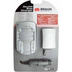 Braun D-S Charger