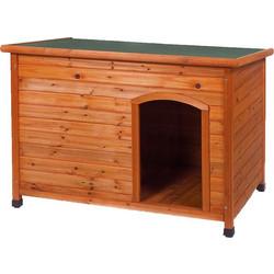 c043dcba4dcf Σπίτι σκύλου ξύλινο 116χ76χ82εκ