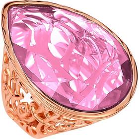 Ασημένιο δαχτυλίδι 925 με μεγάλη ρόζ πέτρα SWAROVSKI AD-16039RR1 fa486f8c56d