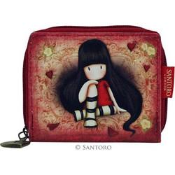 00fdd31cd0 Gorjuss Mini Zip Wallet - The Collector