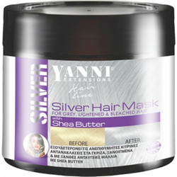 silver hair mask - Μάσκες Μαλλιών  1a89e53a678