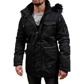 379397193519 Biston Jacket 40-201-099-Black