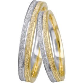 Πρωτότυπη βέρα γάμου BRS0956D BRS0956D Χρυσός 14 Καράτια μεμονωμένο τεμάχιο 584dbbf4145