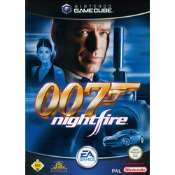 JAMES BOND 007 NIGHTFIRE GAMECUBE (GC)