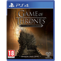 Game of Thrones A Telltale Games Series Season Pass - PS4