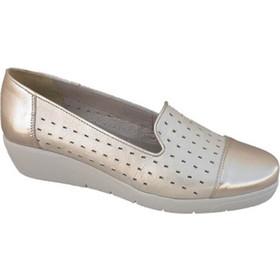 7def9f829c ...shoes 52364 17-162 Χρυσό - Γυναικεία Μοκασίνια. Boxer .