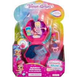 669a10b4e75 Fisher-Price Shimmer Shine Teenie Genies - Rainbow Zahramay On-the-Go  Playset