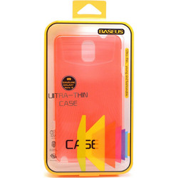Baseus Ultra Thin Pink (Galaxy Note 3) + Screen Protector