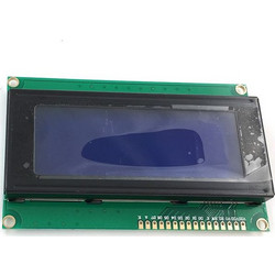 LCD2004 - I2C 20x4 LCD Display module Blue