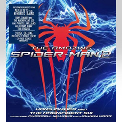THE AMAZING SPIDER-MAN 2 - ORIGINAL MOTION PICTURE SOUNDTRACK [Deluxe Edition] (AUDIO CD) - FEELGOOD ENTERTAINMENT