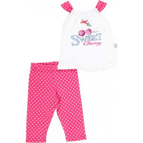 Παιδικό Σετ-Σύνολο Domina 161020 Φούξια Κορίτσι f9241108975