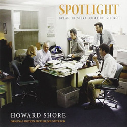 SPOTLIGHT - THE ORIGINAL MOTION PICTURE SOUNDTRACK (AUDIO CD) - IMPORTED / ΕΙΣΑΓΩΓΗΣ