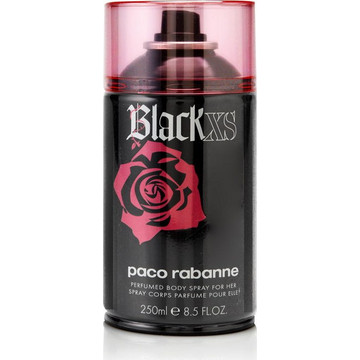 Paco Rabanne Black XS For Her Lexces Deospray 250ml