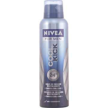 Nivea Men Cool Kick 48h Spray 200ml