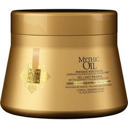 L'Oreal Professionnel Mythic Oil Masque για Κανονικά Λεπτά Μαλλιά 200ml