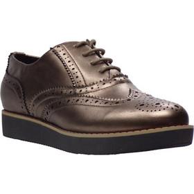900157e6bc Exe Γυναικεία Παπούτσια Oxford EMILY-200 Μπρονζέ..
