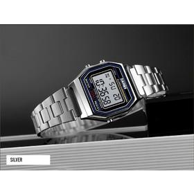 Ρολόι χειρός γυναικείο SKMEI 1415 SILVER 8f815c3563f