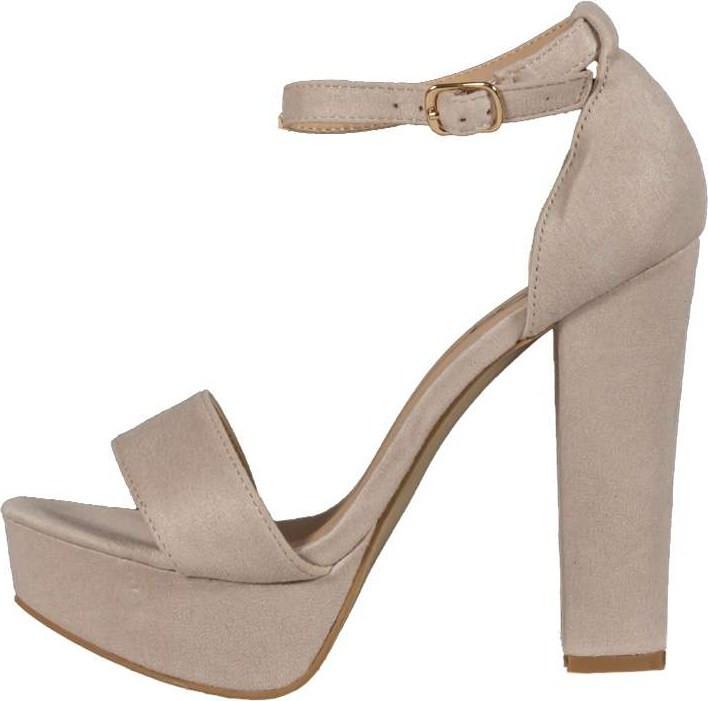Γυναικεία Πέδιλα Μπεζ • Topshoes  7c2f534651c