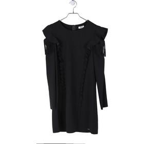 d3a76cb951eb μαυρο φορεμα με κροσια - Φορέματα