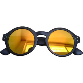 3ad2b130e0 Unisex Γυαλιά Ηλίου με Πλαστικό Σκελετό Στρογγυλό