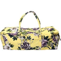 Yoga Mad τσάντα γιόγκα Kit Bag μεγάλης χωρητικότητας - Floral yellow ddee23beeb7
