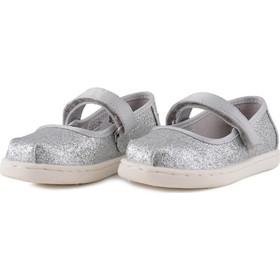 e707929edc8 TOMS Silver Iridescent Glimmer Mary Jane Παιδικά Παπούτσια 10011521