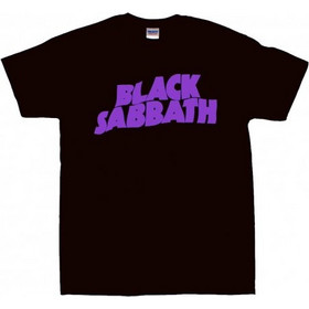 7dd30c9e6aae Black Sabbath Men s T-Shirt Master Of Reality Logo