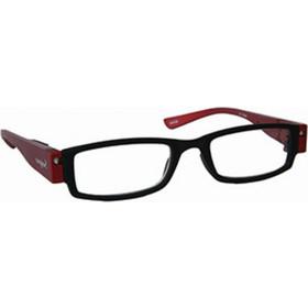 c18b34abb8 Γυαλιά διαβάσματος με φωτισμό LED Glosse Κόκκινο - Μαύρο