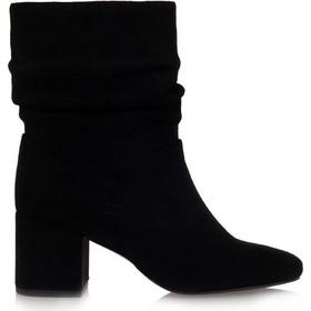 7b3db458c72 Exe Shoes Γυναικεία Παπούτσια Μποτάκια 053-CHERRY-530 Μαύρo Καστόρι  H37000533004 exe 053-