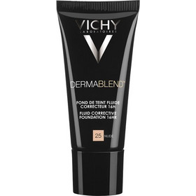 Vichy Dermablend Corrective Fluid Make up No.25 Nude Spf35 30ml