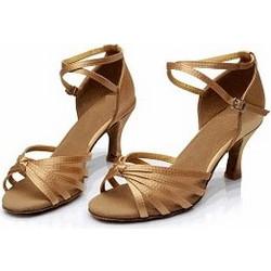 f606d9f5be Παπούτσια Latin κόμπος 7 cm τακούνι-σε 11 χρώματα.