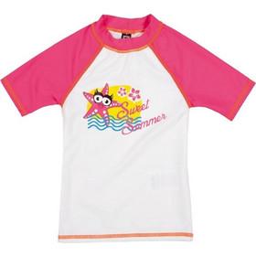 201c7b204c9 Παιδικό T-Shirt Arena Anti-UV+50 Άσπρο