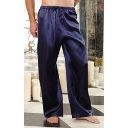 Ανδρική πυτζάμα παντελόνι σατέν Dreamgirl 569111cc709