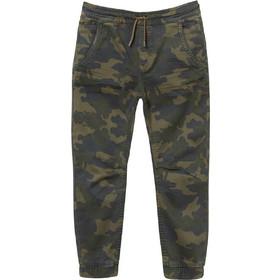 599f7afce8e OVS Παιδικό jogger τζην παντελόνι παραλλαγή με λάστιχο - 000382809 - Χακί