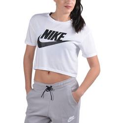3977c91a5320 Nike Sportswear Essential Crop Top AA3144-100