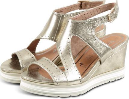 woman tamaris shoes - Καλοκαιρινές Πλατφόρμες  6a193ce5a10