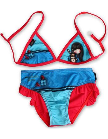 b79bbffa4a5 Παιδικό Μαγιό Μπικίνι Santoro Gorjuss Γαλάζιο-Κόκκινο Χρώμα