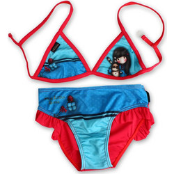 38834050f3e Παιδικό Μαγιό Μπικίνι Santoro Gorjuss Γαλάζιο-Κόκκινο Χρώμα