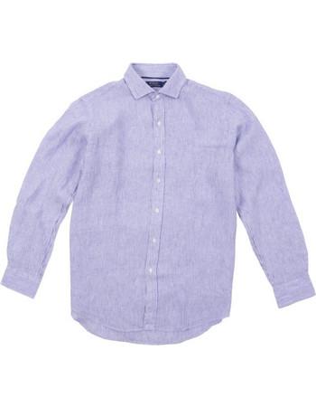 Polo Ralph Lauren EST SP Long Sleeve Sport Shirt 710-691197 Λευκό   Ανοιχτό  Μπλε ea51288e5d3